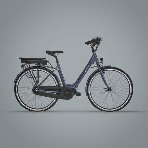 E-Fly Nova Max Kvalitets elcykel med centermotor