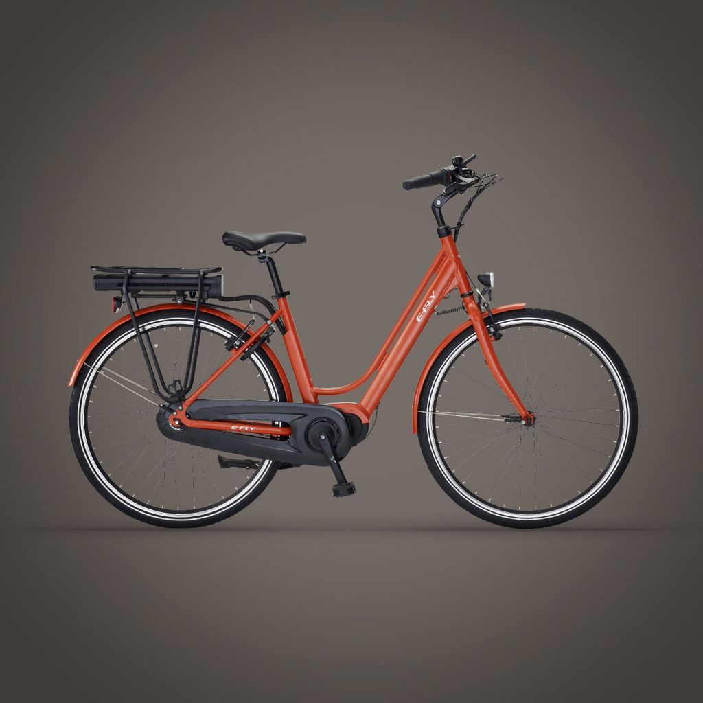 Nova Max III Orange
