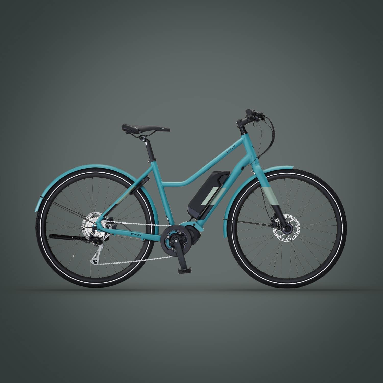 E-Fly Pace elcykel